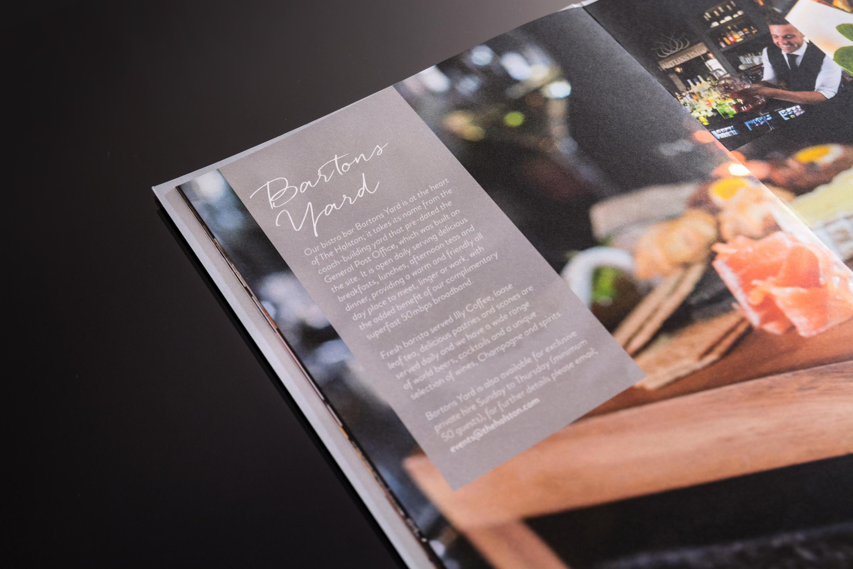The Halston Events Brochure 2